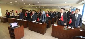 Çayırova Belediyesi Şubat ayı meclis toplantısı yapıldı