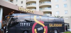Galatasaray, Alanya'da
