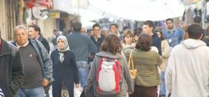 Milas'ın nüfusu 141 bin oldu