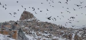 Kapadokya bölgesini Ocak ayında 159 bin 245 turist ziyaret etti Kapadokya'da geçen yıl Ocak ayına göre turist sayısı yüzde 29 arttı