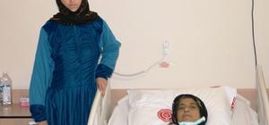 Çocuklarından doku nakledilen anneler sağlığına kavuştu