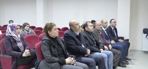 Horasan'da Kadın Kooperatiflerinin Güçlendirilmesi toplantısı düzenlendi
