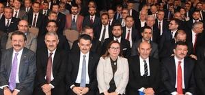 """Bakan Pekcan'dan Gümrük Birliği Anlaşması açıklaması Bakan Pekcan: """"Gümrük Birliği Anlaşması'nın güncellenmesi artık bir zorunluluk haline geldi"""" """"2020'ye daha inançlı, daha güçlü giriyoruz"""" Bakan Pakdemirli: """"Lider konumda olduğumuz ürünlerde fiyat belirleyici olmalıyız"""""""