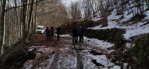 Ordu'da heyelan sebebiyle geçici boşaltılan 12 ev ikamete açıldı