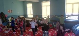 İlkokul öğrencileri için ''Halk oyunları'' kursu açıldı