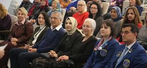 Mezitlili Kadınlara 'Sağlıklı Beslenme' eğitimi verildi