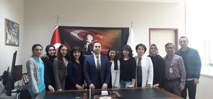 Merzifon Devlet Hastanesine sağlık personeli takviyesi