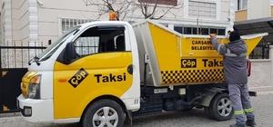 """Çarşamba'da """"çöp taksi"""" uygulaması başladı"""