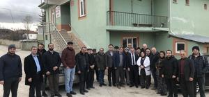 """Başkan Özdemir: """"Halkımızın yaşam standartlarını yükseltmek için çalışıyoruz"""""""
