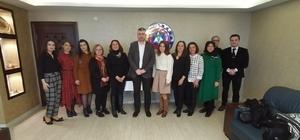 Ordu Kadın Girişimciler Kurulu Ünye'de buluştu