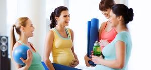 Sporla sağlıklı anne, sağlıklı bebek