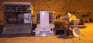 Mersin'de evden hırsızlık yapan 4 kişi yakalandı