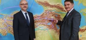 Milletvekili Çelebi'den Patnos ve Taşlıçay'a doğalgaz müjdesi