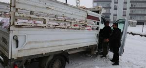 Varto Müftülüğünden Elazığ ve İdlib'e yardım