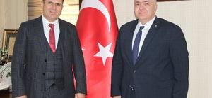 GTB Başkanları Gaziantep'e gazilik unvanı verilişinin 99. yılın kutladı