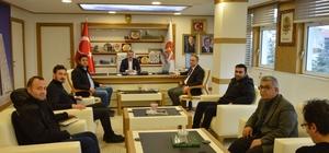 """Başkan Özdemir: """"Büyükşehir ile güç birliği yapıyoruz"""""""