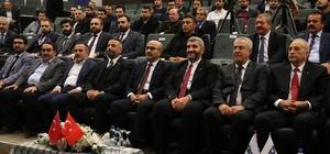"""ASKON'un 11. Aylık Ekonomi Değerlendirme Toplantısı Adana'da gerçekleşti Vali Demirtaş: """"Adana'yı ihracat rakamlarının üst sıralarına taşıyacağız"""""""