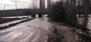 Mersin'de sağanak yağış, heyelan ve su baskınlarına neden oldu