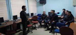Çavdarhisar'da ''Bilgisayar İşletmenliği'' kursu