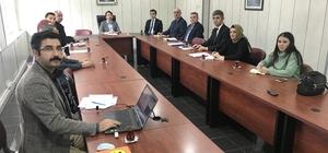 Yığılca'da Çocuk koruma kurul toplantısı yapıldı