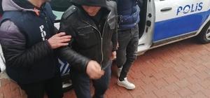 Afyonkarahisar'da uyuşturucu operasyonu, 6 gözaltı