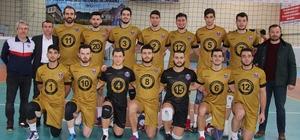 TVF Erkekler 1. Ligi: Jeopark Kula Belediyespor: 3 - İBBSK: 1