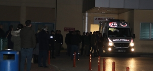 Özhaseki, Türel ve Yılmaz'ın yaralandığı trafik kazası Mehmet Özhaseki, Menderes Türel ve Yusuf Ziya Yılmaz AÜ Tıp Fakültesi'ne sevk edildi Özhaseki'nin burnunda kırık tespit edilirken, diğer yaralıların durumları iyi