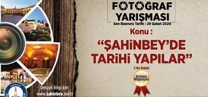 Şahinbey Belediyesinden ödüllü fotoğraf yarışması