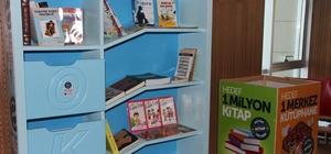 Samsun'da bir milyon kitapla binlerce kütüphane kurulacak