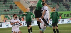 TFF 1. Lig: Akhisarpor: 2 - Menemenspor: 2