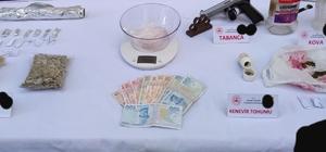 Kocaeli'de uyuşturucu operasyonunda 3 gözaltı