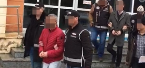 Tokat merkezli kaçakçılık operasyonunda 2 tutuklama