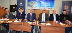"""10. Sivil Diyalog Buluşması Sivil Diyalog Buluşması """"kooperatifçilik"""" teması ile bir araya geldi Erkan: """"Kooperatifçilik otobüsü 10 ayda 12 ili gezecek"""" Saygılı: """"Kamu ve STK'lar birbirlerinin olmazsa olmazıdır"""""""