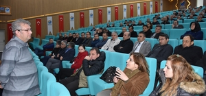 """Okul müdürlerine """"Proaktif  Eğitim Liderliği"""" semineri verildi"""