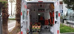 Erdek Belediyesi Hasta Nakil Ambulansı hizmete girdi