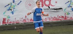 Atakum'un milli gururu Atakum Belediyespor'un oyuncusu Mert Selçuk milli takım aday kadrosunda