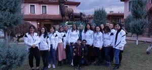 Türk özel eğitim merkezinin başarısı, Alman uzmana örnek oldu