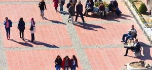 Aliağa'da genç nüfus azaldı yaşlı nüfus arttı