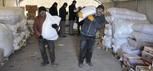 Gürün'den İdlip'e yardım eli