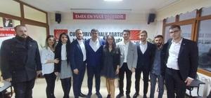 CHP Aliağa Gençlik Kollarından yeni görevlendirme