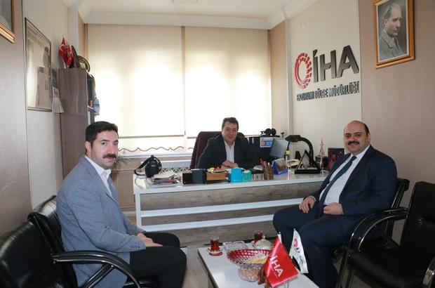 """Başkan Orhan'dan medya çıkarması Başkan Orhan: """"Güçlü medyamız ile Erzurum daha da güçlenecek"""""""