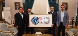 Bursa Büyükşehir Belediyesi ile Emet Belediyesi arasında kardeş belediye protokolü imzalandı