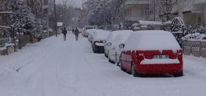 Elazığ'da 496 köy yolu ulaşıma kapandı