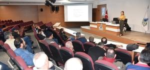Kartepe'de personele İSG semineri