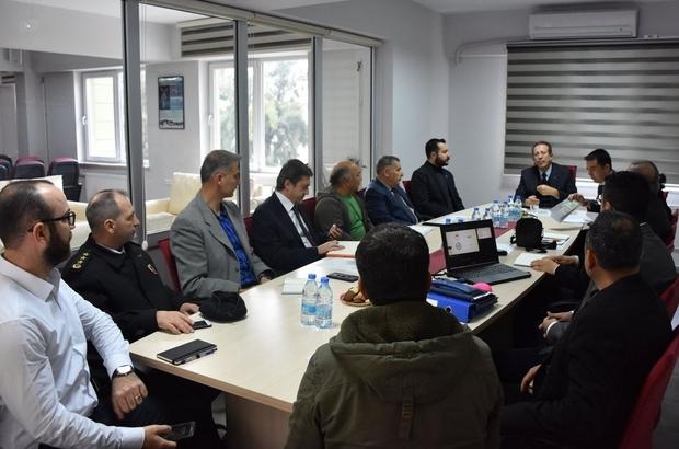 Mahalli Sulak Alan ve İl Av Komisyonu toplantıları yapıldı