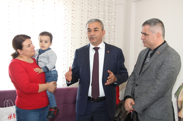 Koçarlı Belediye Başkanı Nedim Kaplan'dan üreten kadınlara tam destek