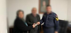 Ordu'da kendilerini jandarma olarak tanıtan dolandırıcılar yakalandı
