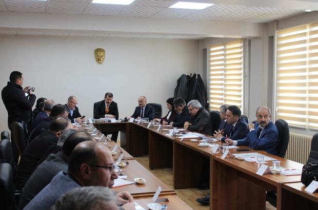 Sivas Tarım Platformu toplandı Sivas Tarım Platformu'nun Şubat ayı toplantısı gerçekleştirildi.