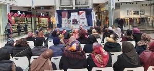 Kartepeli kadınlar sağlık seminerinde buluştu