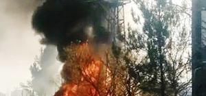 Şanlıurfa'da 2 ayda 100 trafo ve 40 pano yandı